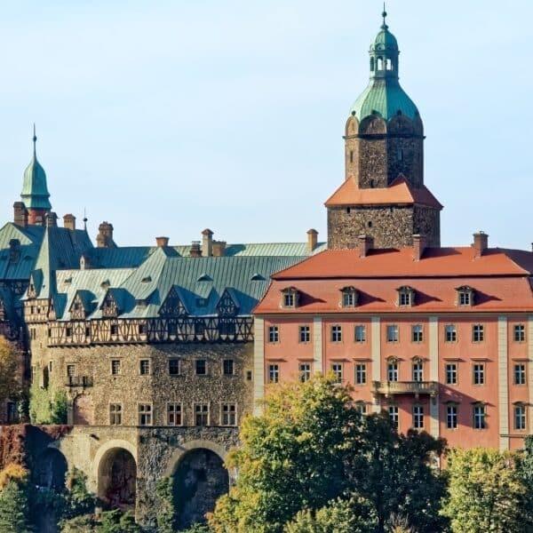 Прогулки по Польше: Замки Нижней Силезии